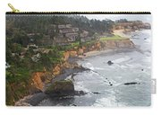 Exploring The Oregon Coast Carry-all Pouch