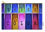 Express Color Carry-all Pouch
