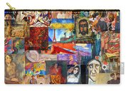 Expressionism 1905 Until Mid Xxth Century  Rev Carry-all Pouch