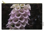 Exquisite Foxgloves Up Close Carry-all Pouch
