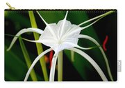 Exquisite Spider Lily Carry-all Pouch