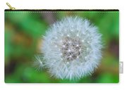 Extra Little Dandelion Wish Carry-all Pouch