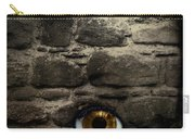 Eye In Brick Wall Carry-all Pouch