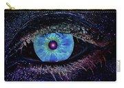 Eye In The Sky Carry-all Pouch by Joann Vitali