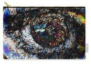 Eye Of A Hurricane Called You Carry-all Pouch