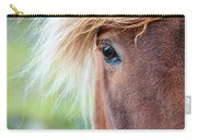 Eye Of A Pony Carry-all Pouch