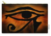 Eye Of Horus Eye Of Ra Carry-all Pouch