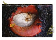 Eye Of Madrone Carry-all Pouch