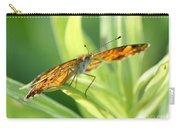 Eye Of The Butterfly Carry-all Pouch