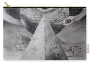 Eye Of The Dark Star - Journey Through The Wormhole Carry-all Pouch