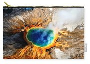 Eye Of The Earth Carry-all Pouch