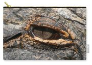 Eye Of The Gator Carry-all Pouch