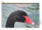 Eye Of The Swan Carry-all Pouch