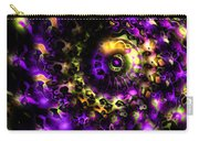 Eye Of The Swirling Dream Carry-all Pouch
