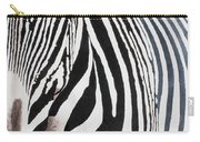 Eye Of The Zebra II Carry-all Pouch