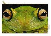 Eye-ringed Bushfrog Carry-all Pouch