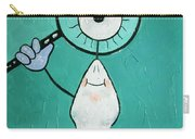 Eye Tooth  Carry-all Pouch by Anthony Falbo