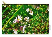 Eyebright On Trout River Trail In Gros Morne Gros Morne National Park-newfoundland  Carry-all Pouch