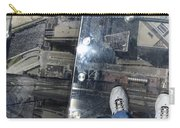 Eyes Down From The 103rd Floor One Big Step Carry-all Pouch