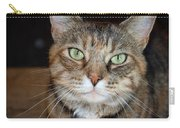 Eyes Of Love Carry-all Pouch