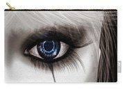 Eyes Of The Fool Carry-all Pouch