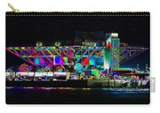 Eyes On The Pier Carry-all Pouch
