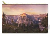 Eyes Over Yosemite  Carry-all Pouch