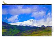 Eyjafjallajokull Carry-all Pouch
