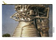 F-1 Rocket Engine Carry-all Pouch