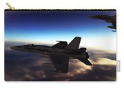 F-18 Super Hornets On Patrol Carry-all Pouch