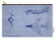 F-4 Phantom II Warbird Project Carry-all Pouch