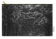 Pen And Ink Clouds 1 Carry-all Pouch