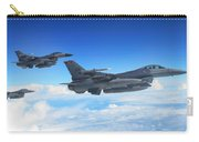 F16 Fighting Falcons Carry-all Pouch