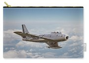 F86 Sabre Carry-all Pouch by Pat Speirs