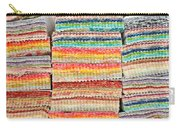 Fabric Colours Carry-all Pouch by Tom Gowanlock