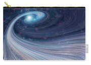 Fabric Of Space Carry-all Pouch by Fran Riley