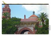 Fabulous Flagler College Carry-all Pouch