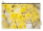 Fabulous Forsythia Carry-all Pouch