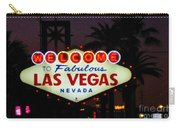 Fabulous Las Vegas Carry-all Pouch