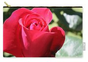 Fabulous Red Rose Carry-all Pouch