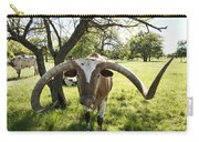 Fabulous Texas Longhorn Carry-all Pouch