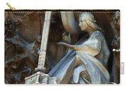 Facade Of Sagrada Familia Carry-all Pouch