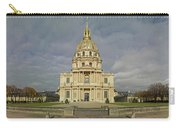 Facade Of The St-louis-des-invalides Carry-all Pouch
