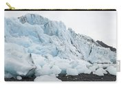 Face Of Bryn Mawr Glacier Carry-all Pouch
