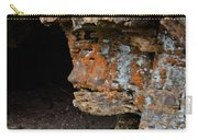 Natures Sclupture - Rock Face Carry-all Pouch