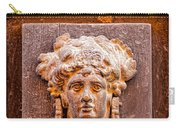 Face On The Door - Rectangular Crop Carry-all Pouch