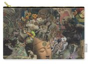 Faces Of Eternity Carry-all Pouch