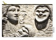 Faces Of Pompeii Carry-all Pouch