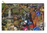 Faces Of The Goddess Carry-all Pouch