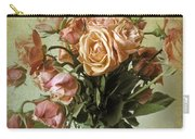 Fade Away Carry-all Pouch by Jessica Jenney